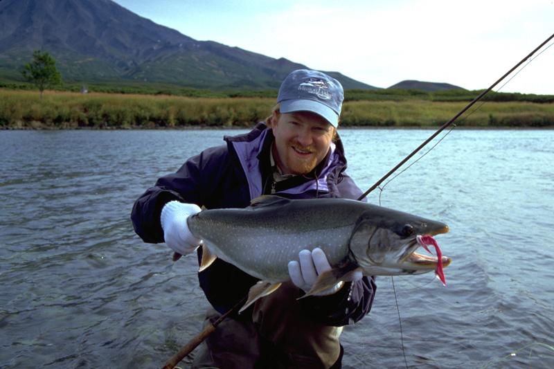Kronotsky Lake Arctic Char